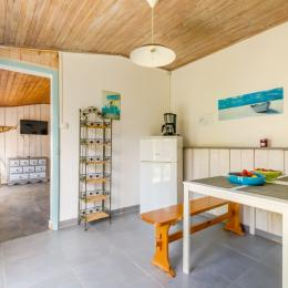 maison 1 - Chambre 2 - Location de vacances - L'Épine