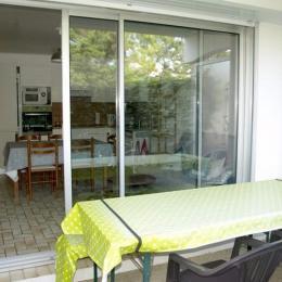 Location vacances - appartement rez de chaussée - Saint Jean de Monts - Location de vacances - Saint Jean de Monts