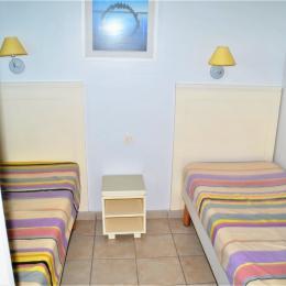 Chambre - Location de vacances - Château d'Olonne