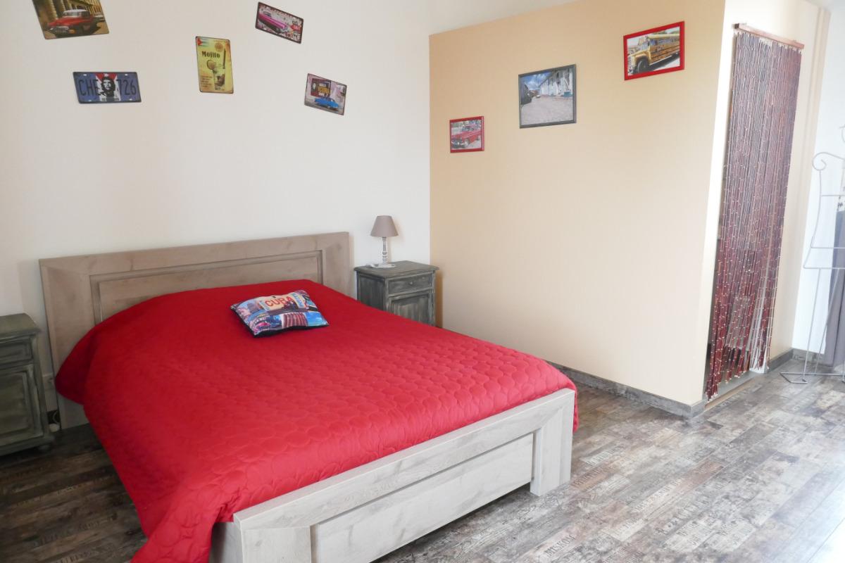 Chambre Cuba - Chambre d'hôtes - Moreilles