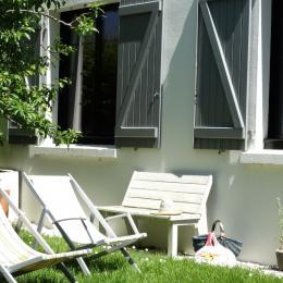 Jardin - Location de vacances - Saint Gilles Croix de Vie