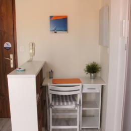 espace bureau  - Location de vacances - Les Sables-d'Olonne