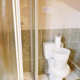 Salle d'eau - Chambre d'hôtes - Bournezeau