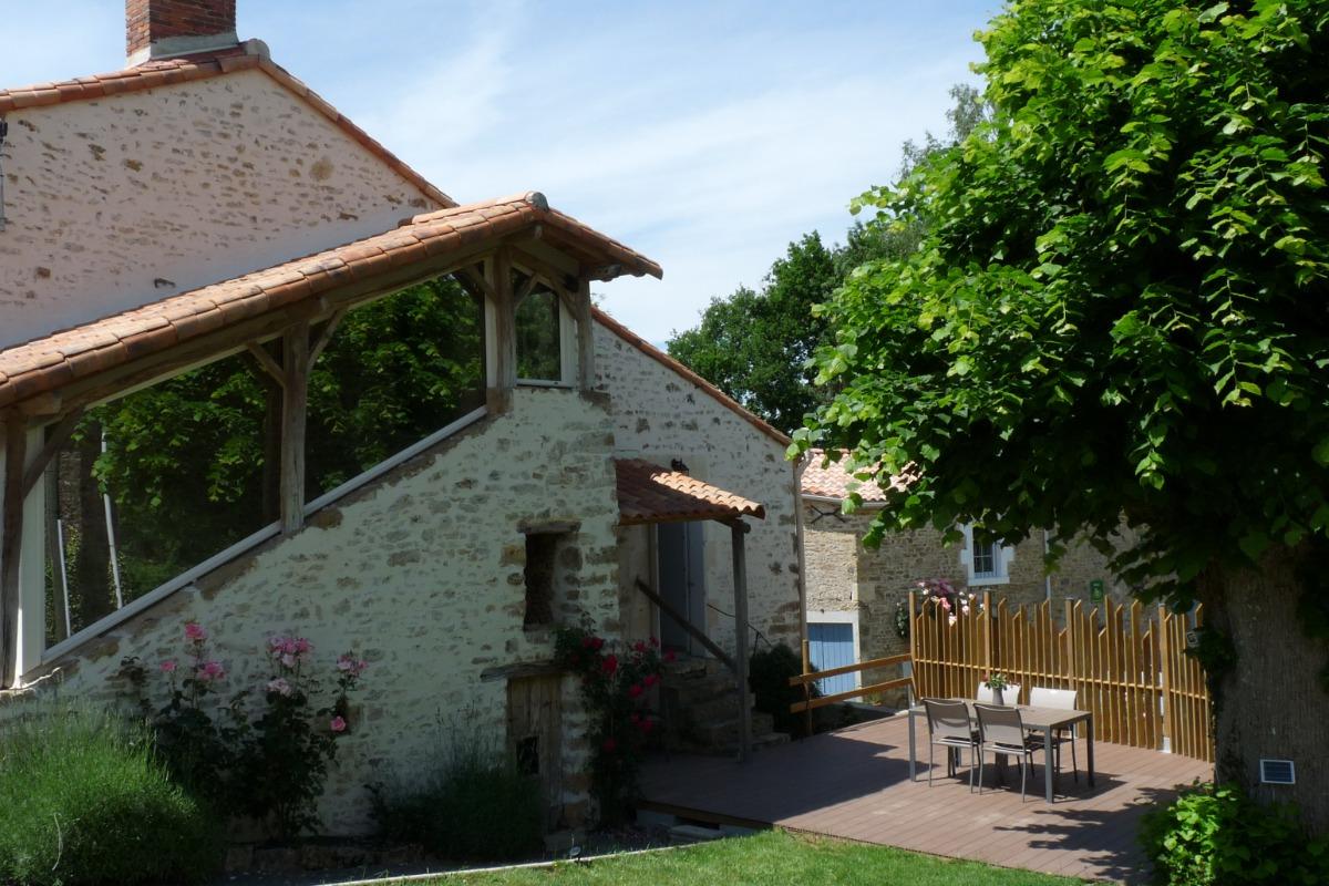 - Location de vacances - La Jaudonnière