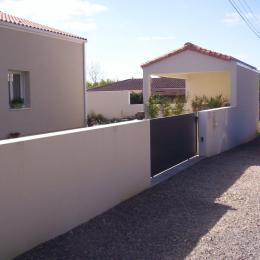 TERRASSE PLEIN SUD - Location de vacances - L'Ile d'Olonne