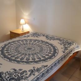 Chambre 2 - Location de vacances - L'Aiguillon sur Mer