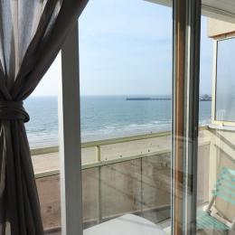 Balcon vue sur mer - Location de vacances - Les Sables-d'Olonne