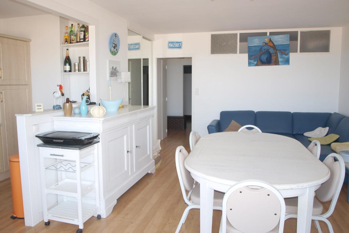 Vue balcon - location appartement vacances Saint Jean de Monts - Location de vacances - Saint Jean de Monts