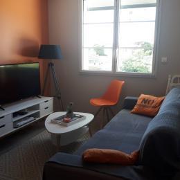 Chambre 1 lit de 160 - Location de vacances - Noirmoutier en l'Île