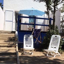 Jardin avant - Location de vacances - La Guérinière