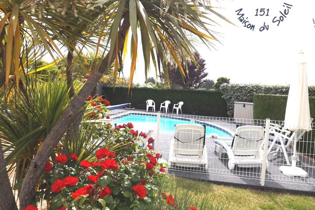 Villa Maison du Soleil  Sables d'Olonne - Location de vacances - Château d'Olonne