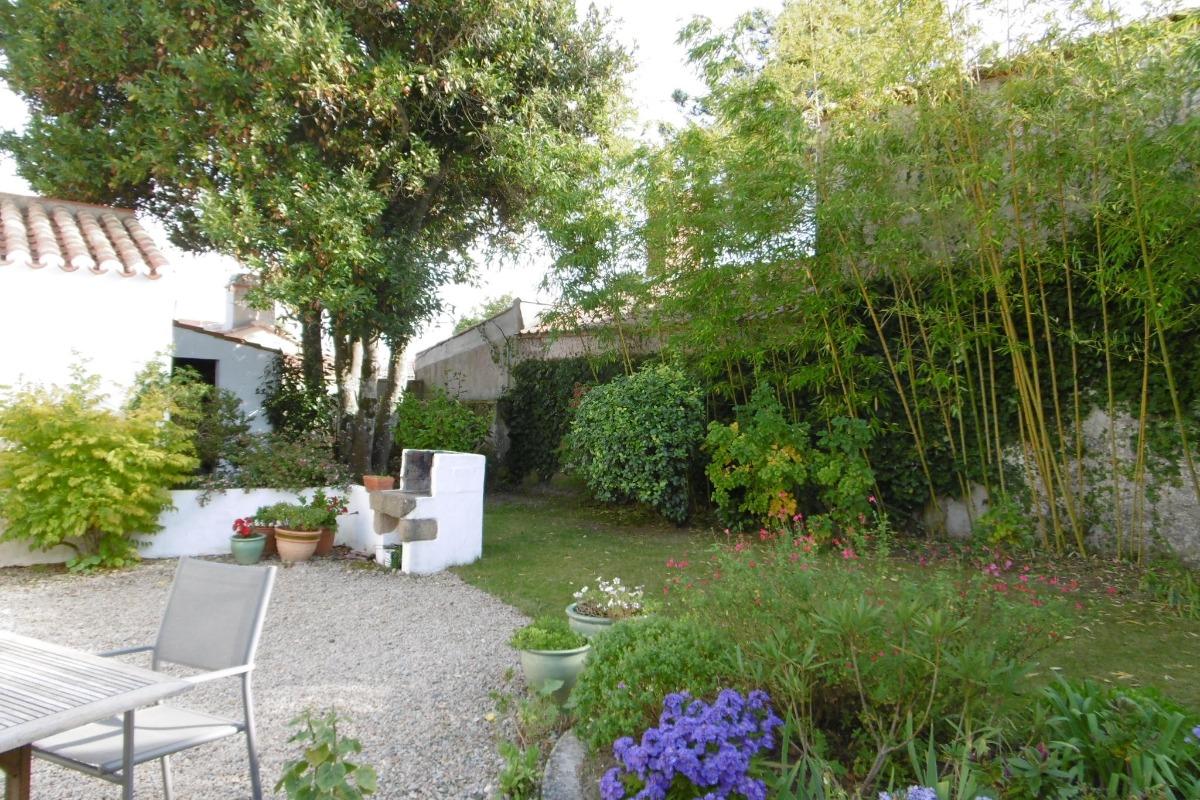 Jardin - Location de vacances - L'Épine