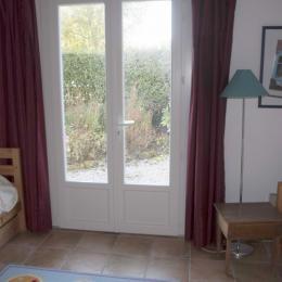 Salle de bain - Location de vacances - Barbâtre