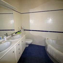 Salle de bain - Location de vacances - L'Épine