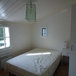 Chambre 2 - Location de vacances - L'Épine