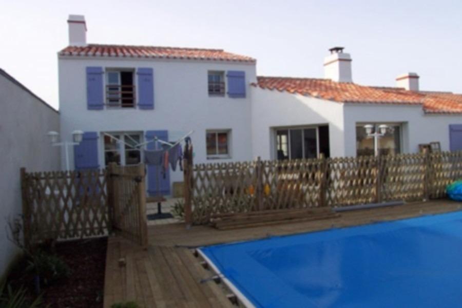 Maison avec piscine proche plages et commerces de l 39 pine for Location maison avec piscine vendee
