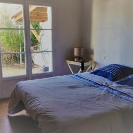 Chambre Rez-de-chaussée (lit de 160) - Location de vacances - L'Épine