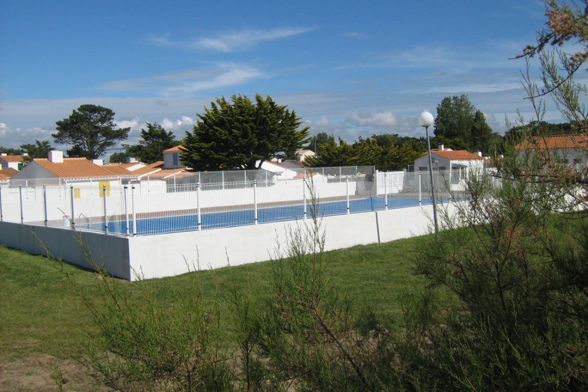 Piscine commune - Location de vacances - Bretignolles sur Mer