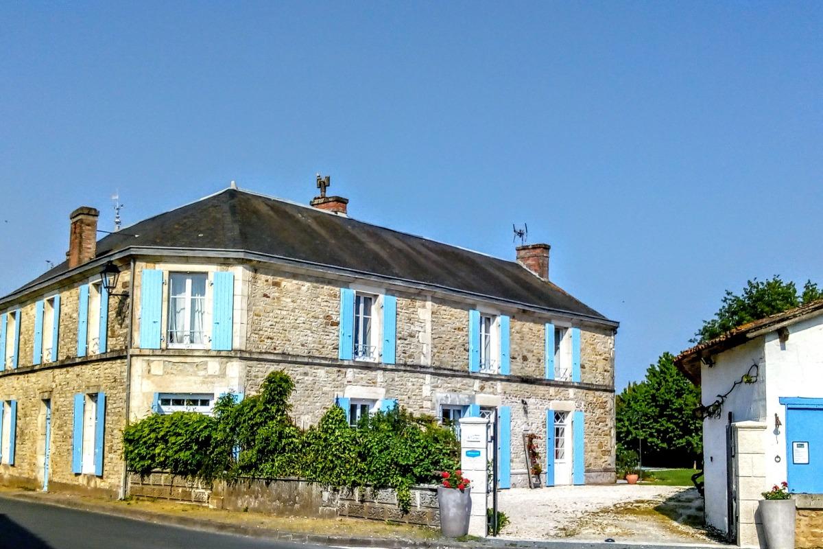 La Maison de Thiré - Chambre d'hôtes - Thiré