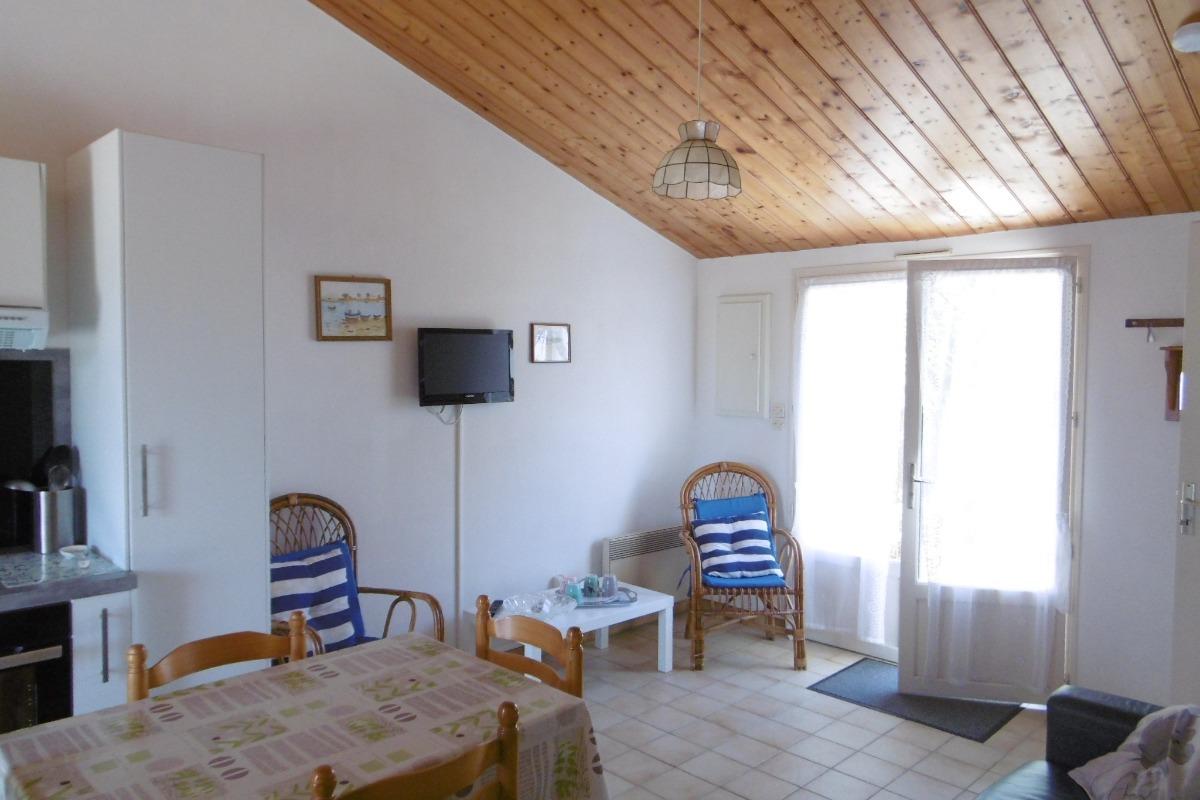 Séjour - Location de vacances - Noirmoutier en l'Île