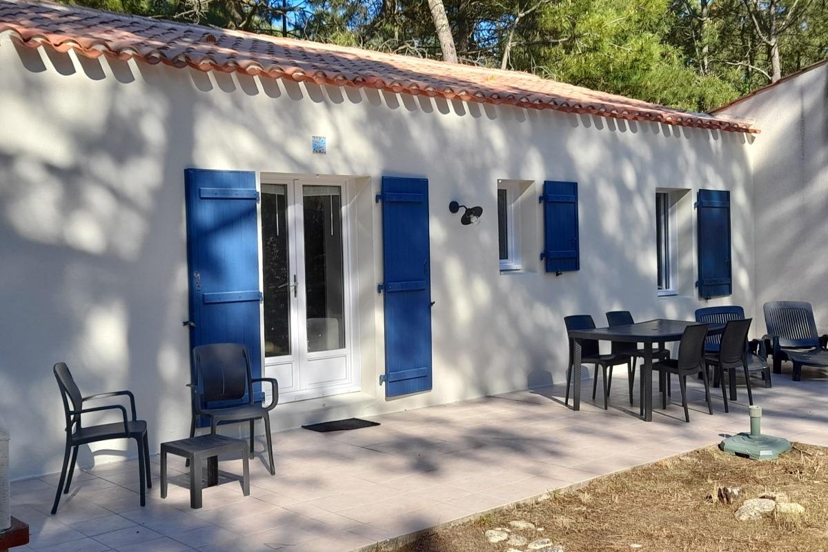 Salon - Location de vacances - La Faute-sur-Mer