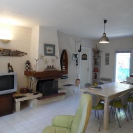 Chambre lit en 140 - Location de vacances - La Faute-sur-Mer