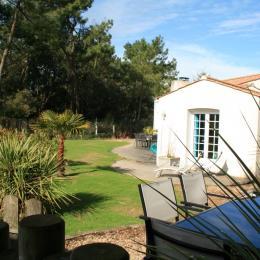 Jardin - Location de vacances - Saint Jean de Monts