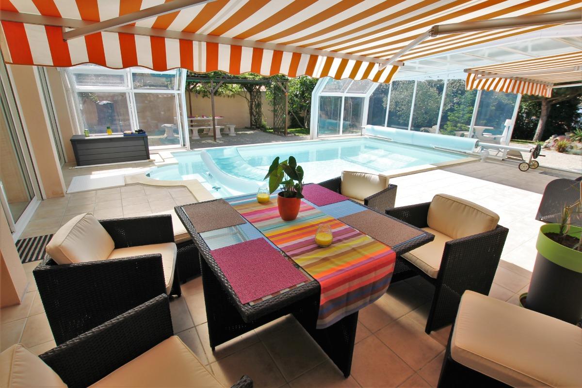 vacances au luxembourg avec piscine Location de vacances - Lu0027Ile du0027Olonne