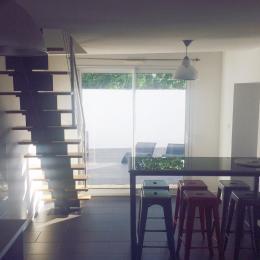 Salon Tv avec Box - Location de vacances - L'Aiguillon sur Vie
