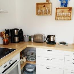 Cuisine - Location de vacances - Saint Gilles Croix de Vie