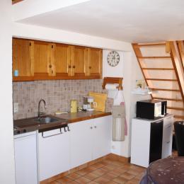 kitchenette - Location de vacances - Bretignolles sur Mer