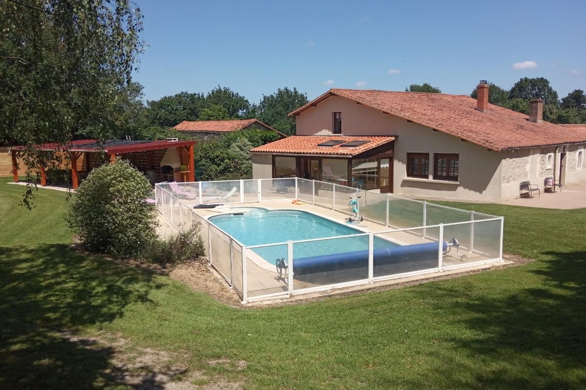 Gîte Rustique - Location de vacances - Saint Martin Lars en Sainte Hermine