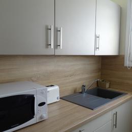 Chambre cabine 1 - Location de vacances - Saint Jean de Monts