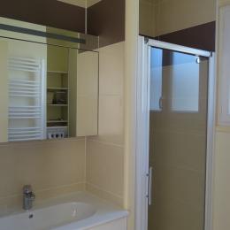 Chambre cabine 2   - Location de vacances - Saint Jean de Monts