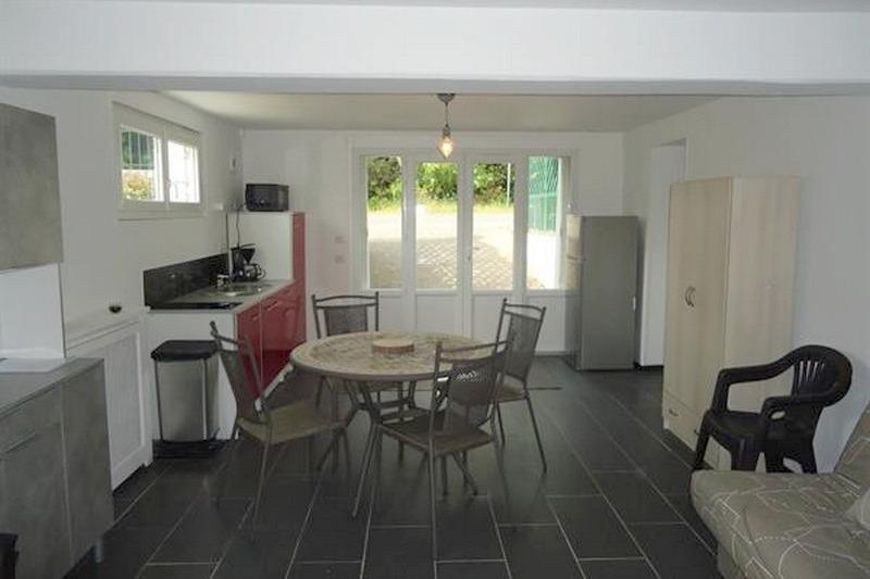 Séjour-cuisine - Location de vacances - Saint Jean de Monts