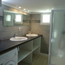 Salle d'eau - Location de vacances - Saint Jean de Monts