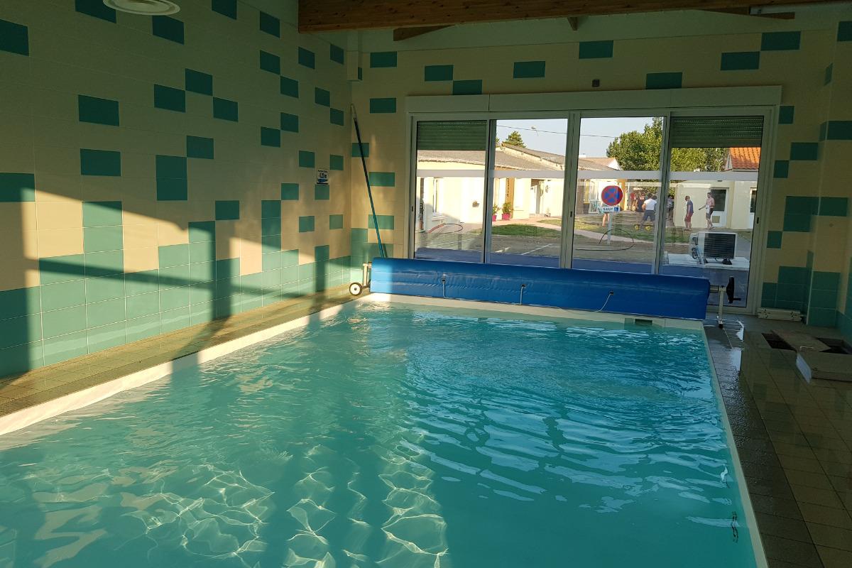 Salle commune - Location de vacances - Saint Hilaire de Riez