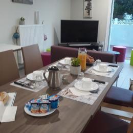 Chambre  - Location de vacances - Saint Hilaire de Riez