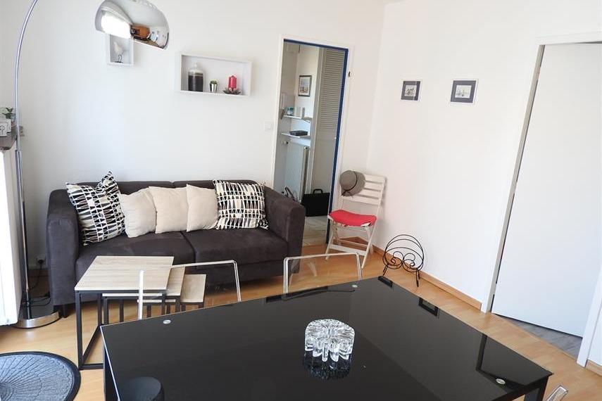 Vue balcon - Location de vacances - Les Sables-d'Olonne