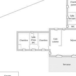 Vue bar et salon - Location de vacances - Noirmoutier en l'Île
