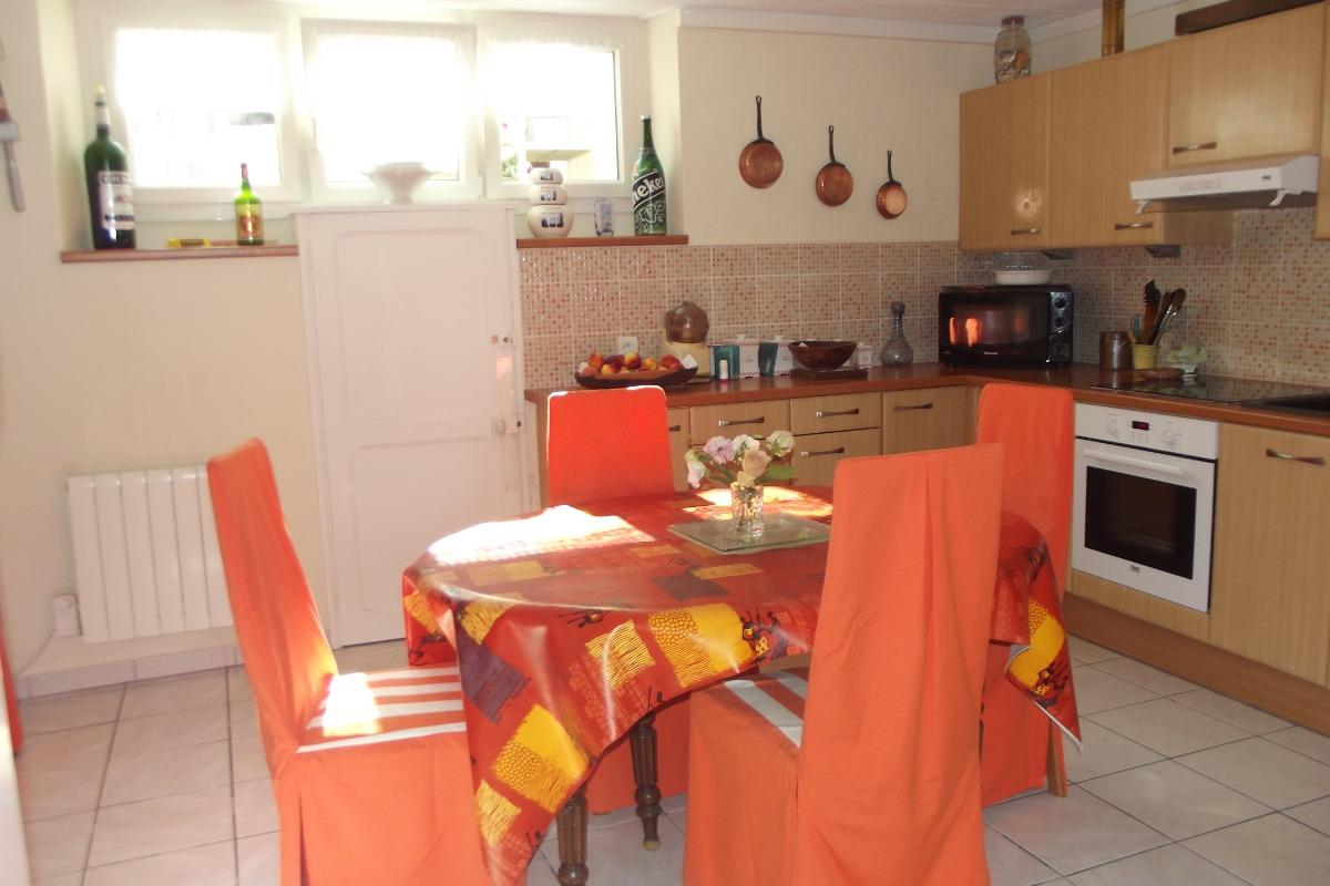 Cuisine - Location de vacances - Les Sables-d'Olonne