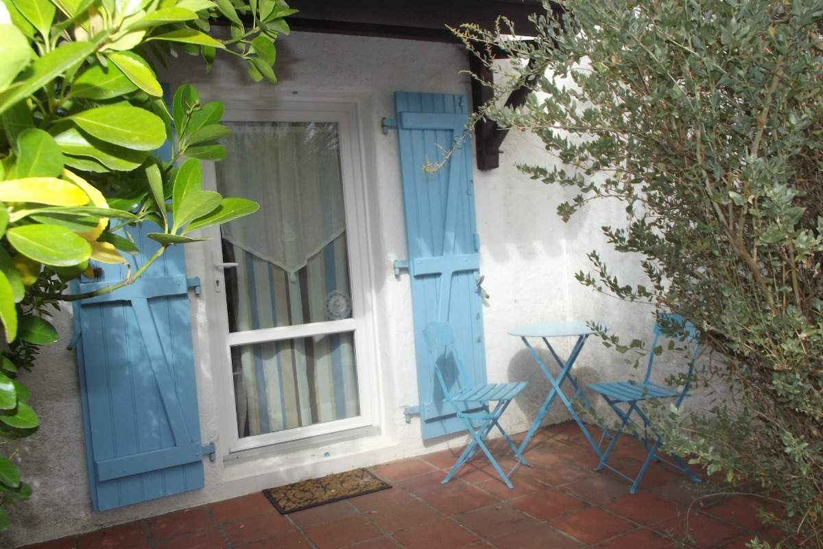 Façade principale  - Location de vacances - La Guérinière