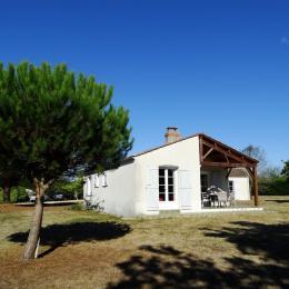 Façade - Location de vacances - L'Aiguillon sur Vie