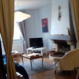 Salon - Location de vacances - L'Épine