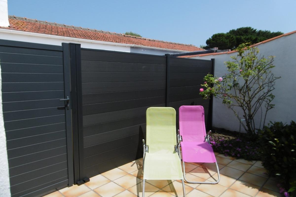 Terrasse - Location de vacances - Noirmoutier en l'Île