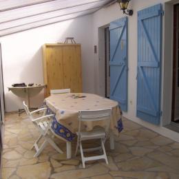 Véranda - Location de vacances - La Guérinière