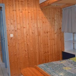 Chambre lit en 140 - Location de vacances - Ile d'Yeu