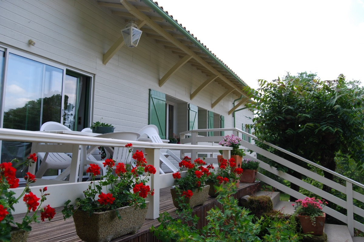 Façade - Location de vacances - La Réorthe