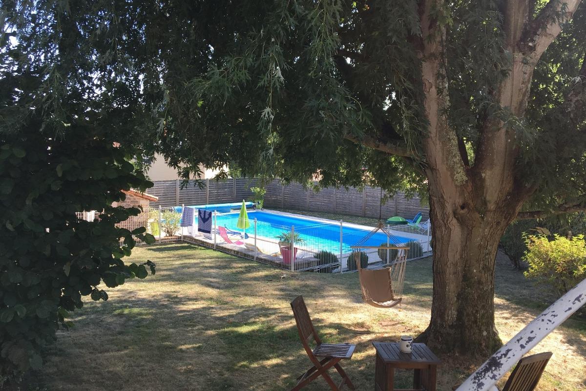 Piscine - Location de vacances - L'Hermenault
