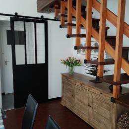 Salle a manger - Location de vacances - Noirmoutier en l'Île